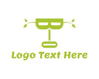 Bio - Bio Face logo design