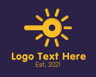 Power - Solar Power logo design