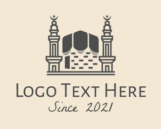 Religious - Religious Muslim Temple logo design
