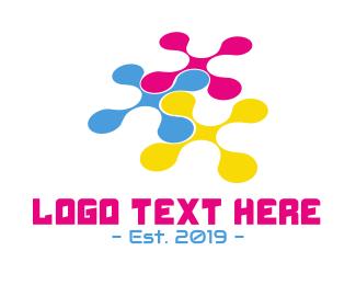 Color - Print Colors logo design