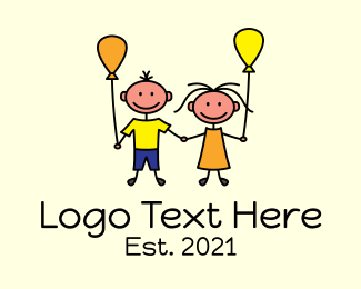 Learning - Toddler Learning Center logo design