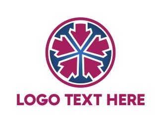 Target - Center Target logo design
