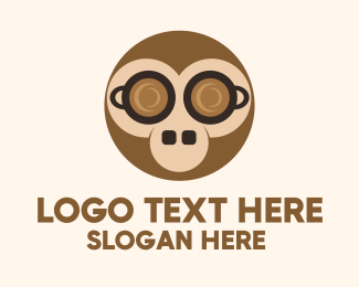 Monkey - Coffee Monkey logo design