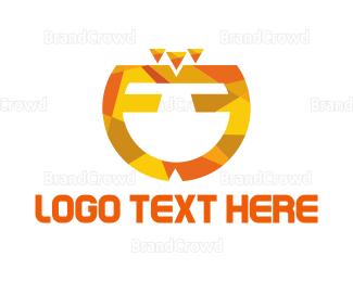 Fortune - Golden Ring logo design