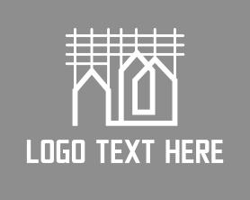 Real Estate - Housing Contractor Builder logo design