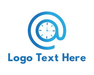 Hour - Online Hour logo design