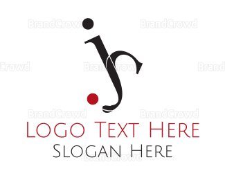 Course - Golf Letters logo design