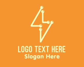 Flash - Flash Tech logo design
