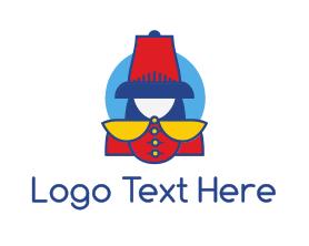 Guard - Renaissance Toy Soldier logo design