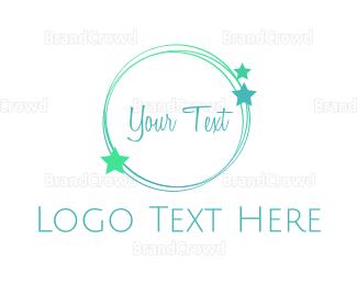 Beautify - Star Mint Circle logo design