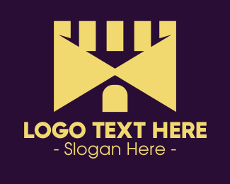 Formal Attire - Tie Fort logo design