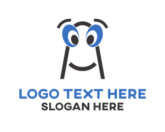 Character - Cute Character logo design