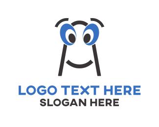 Cute - Cute Character logo design