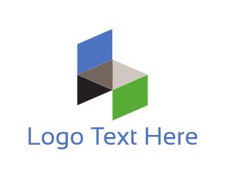 Design Agency - Cube Seat logo design