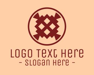 Boho - Boho Abstract Emblem logo design