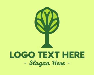 """Global Green Tree"" by SimplePixelSL"