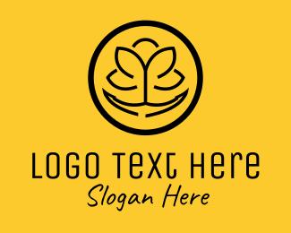 Hornet - Black Yellow Anchor  logo design