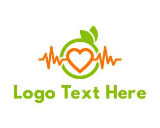 First Aid - Healthy Heart logo design