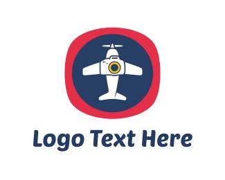 Logo Design - Aircraft Photography