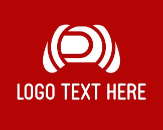 Stick - Gamer Controller logo design