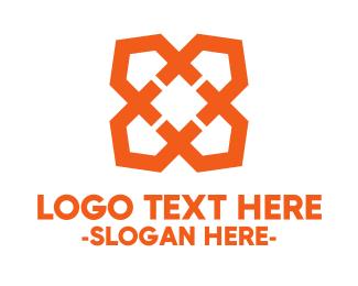 Easy - Realty Flower logo design
