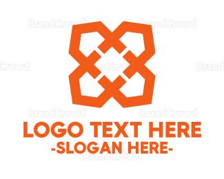 Broker - Realty Flower logo design