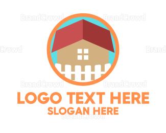 Neighborhood - Modern Housing  logo design