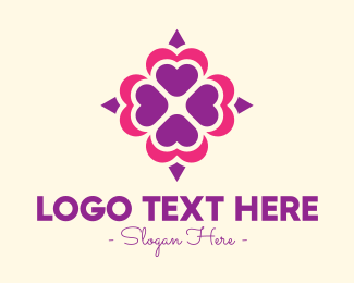 Fancy Spa & Wellness Mandala Logo Maker