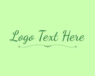 """Green Natural Wordmark"" by brandcrowd"