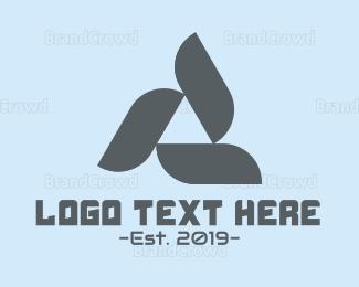Triangle - Triangle Turbine logo design
