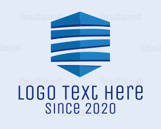 Asset Management - Blue Shield logo design