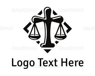 Law - Religious Law logo design
