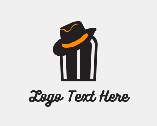 Hat Man Logo