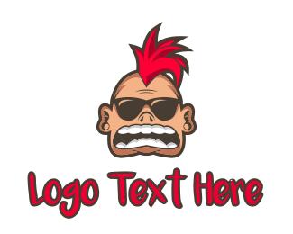 Bad - Bad Boy logo design