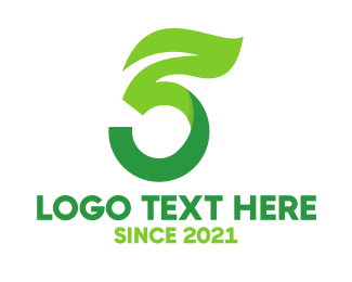 Third - Nature Number 3 logo design