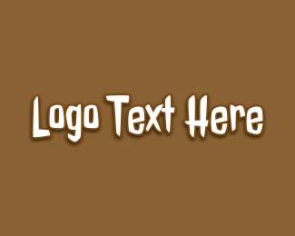 Anime - Choco Cartoon Wordmark logo design