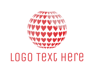 Foreign - Planet Love logo design