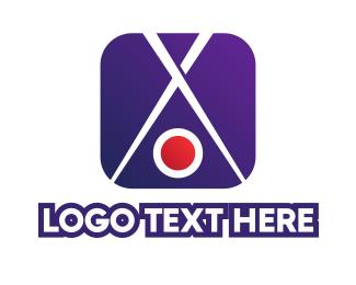 Sashimi - Blue Sushi App logo design