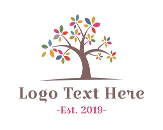 Branch - Spring Branches logo design