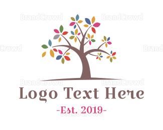 """Spring Branches"" by LogoBrainstorm"