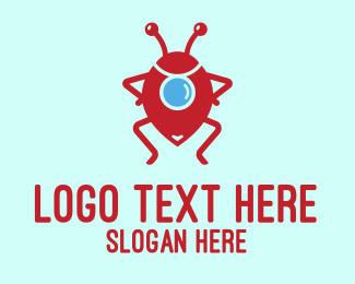Guide - Bug Locator logo design