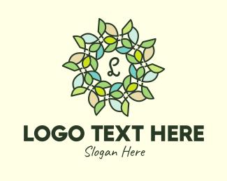 Decorative - Decorative Flower Lettermark logo design