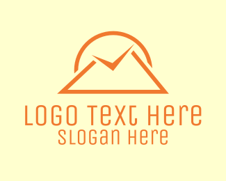 Logo Design - peak time