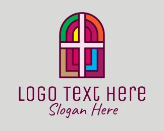 Religious - Religious Church Cross logo design
