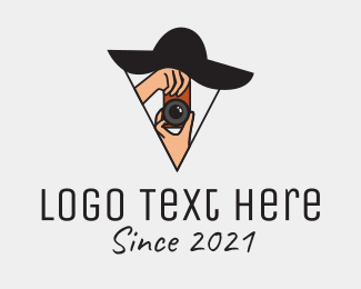 Sun Hat - Fashion Photography  logo design