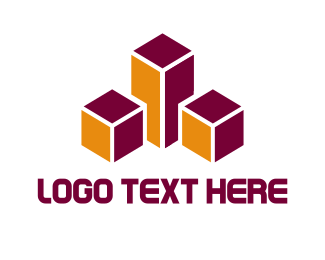 Skyscraper - Abstract Buildings logo design