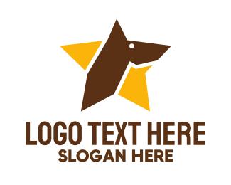 Star Dog Logo