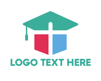 Phd - Religion School logo design