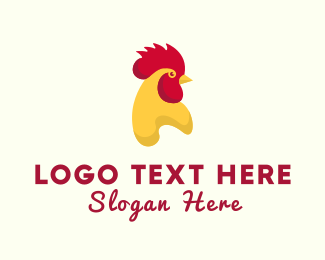 Poultry - Texas Chicken  logo design