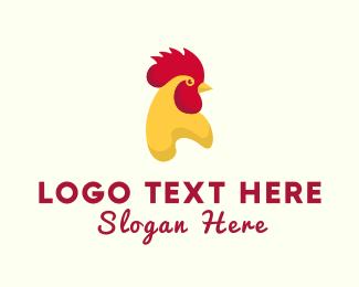 Poultry - Texas Chicken logo design